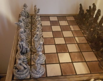 Modusa chess set