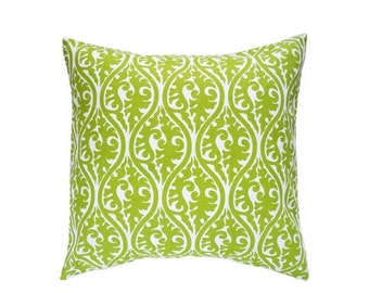 SPRING SALE Pillow Covers.Chartreuse Green Pillows.Cushions.Throw Pillows.Decorative Pillows.Toss Pillow.Throw Pillows.Euro Sham.Any Size