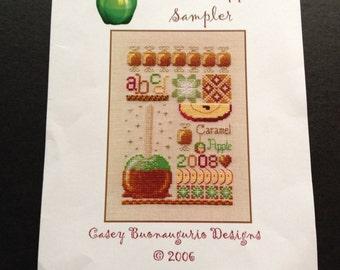 Carmel Apple Sampler - Chart Only
