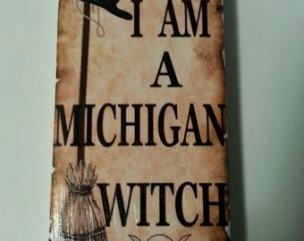 Personalize! I'm A ------------------- Witch