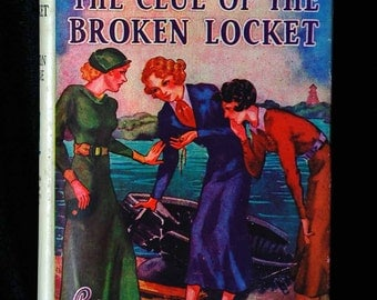 Nancy Drew The Clue of the Borken Locket 1934 HD/DJ
