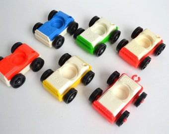 1970's Fisher Price Little People Cars
