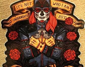 Dead of the Dead Heroine- Sticker