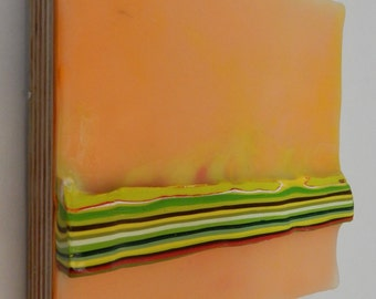Encaustic Painting 208