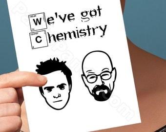 Anniversary Card | Breaking Bad | Heisenberg Jesse Pinkman Breaking Bad Card Walter White Love Card Funny Anniversary Card For Husband Love