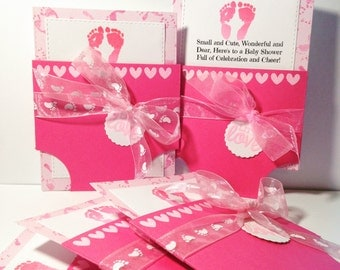 Baby Invitations 10 count