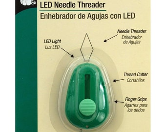 Dritz LED Needle Threader - 202