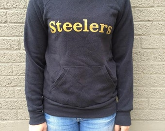 CLEARANCE SALE Steelers Hoodie, Pittsburgh Nation, Football, Stillers, PGH