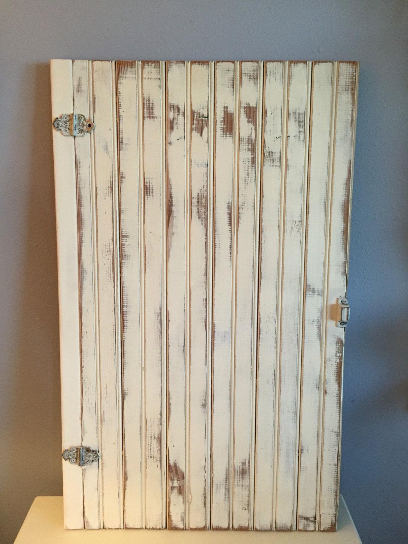Antique Beadboard Cabinet Door Antique Door Tongue And