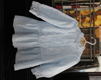 3t Girl Cinderalla baby blue lace dress