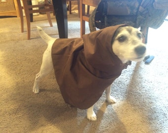 Le Star Wars Inspired Jedi Robe Costumes for Cats or Dogs