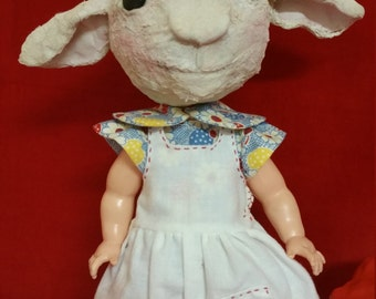 Lamb Doll-Lambkin