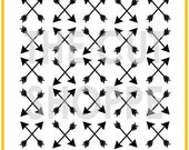 The Criss Cross Arrows cut file is a background available in 8.5x11 and 12x12 sizes, for your scrapbooking and papercrafting.