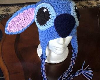 Stitch Beanie