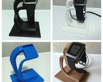 Pebble Time/Steel/Round/PT2 charging dock
