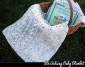 The Galway Baby Blanket Knitting Pattern