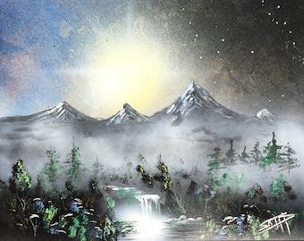 Spray Paint Art 2014-002
