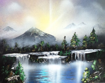 Spray Paint Art 2014-025