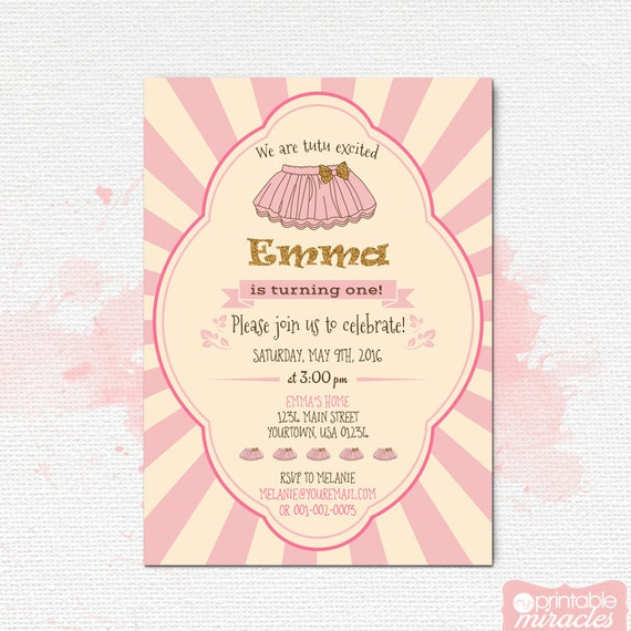 Pink Baby Shower Invites is beautiful invitation design