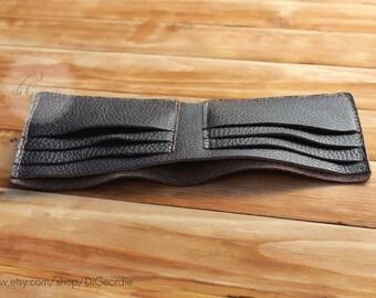 mens leather wallet mens wallet slim wallet for men card holder wallet minimalist wallet travel wallet card wallet credit card holder
