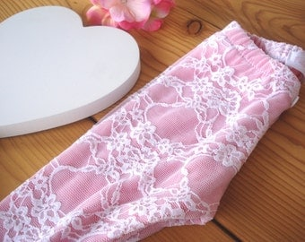 Baby Lace Leggings 0/24M, Girls Lace Leggings, Toddler leggings, Lace Leggings, Floral Lace Leggings, white Lace Leggings