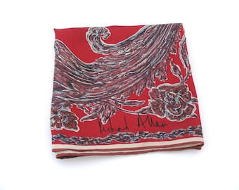 Richard Allen scarf
