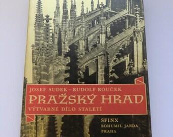 Josef Sudek Pražský Hrad - Prague Castle