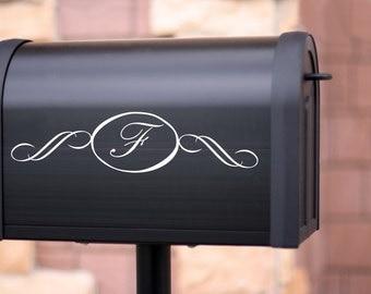Mail Box custom Lettering