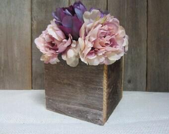 Set of 10-12 rustic wedding centerpiece boxes, wood centerpiece boxes, centerpiece box, rustic centerpiece box, country wedding decor, box