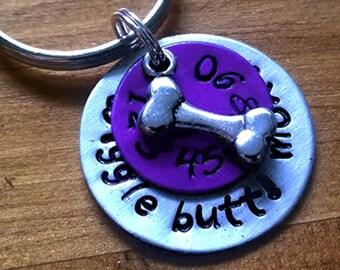 Dog Tag, Pet Tag, Pet ID Tag, Personalized Dog Tag, Custom Dog Tag, Dog ID Tag, Id Tag, Aluminum, Custom Pet Tag, Engraved, Cat ID Tag