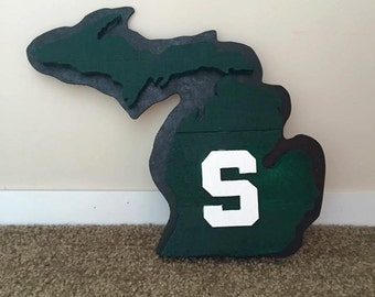 FREE SHIP Michigan MSU