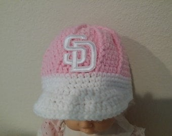 Baby Crochet SD hat