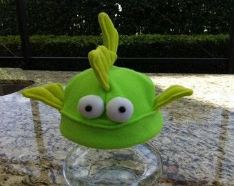 Fleece Fish Hat