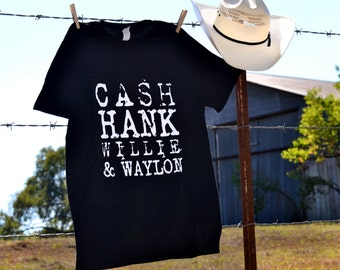 Country Legends of Music T-Shirt