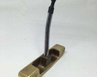 Repurposed Vintage Golf Club Bottle Opener - Callaway Paul Runyan Be Cu Copper Putter