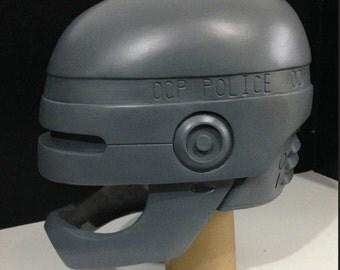 Robocop (1987) - Raw costume helmet cast
