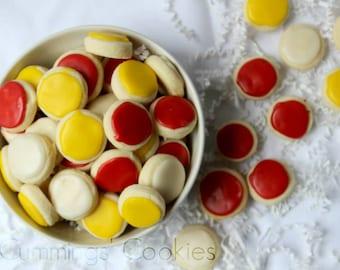 NOM NOM NOM Sugar Cookies
