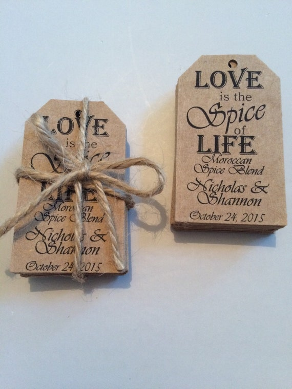 Love Is The Spice Of Life With Herb Rub By Detailsbylauren