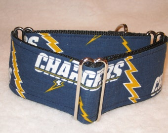 Chargers Collar Etsy
