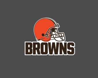 Full Color Cleveland Browns Cut Decal