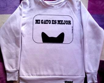 My cat Sweatshirt is better