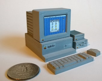 Mini Apple IIGS - 3D Printed!