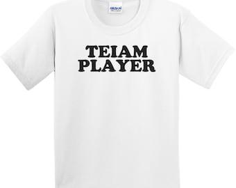 Team Player - Kid's Shirt