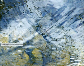 bluemountain2: reflections on water