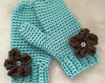 Girl's Mittens