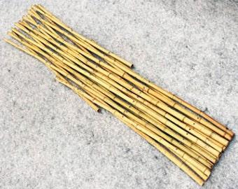 "Expandable  Bamboo Poles Trellis, 72""'L x 48""H, BFF-48P"