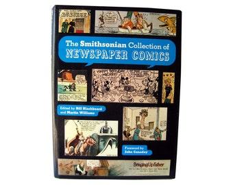 Comic Book History The Smithsonian Collection of Newspaper Comics / Vintage Comics / Comic Strip / Vintage Comic Book