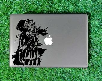 Macbook Decal | Macbook Sticker | Laptop Decals | Macbook Air Decals Pro Decal  - Legend of Zelda B123