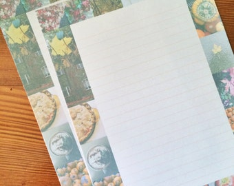 Autumn Favourites Writing Paper Stationery