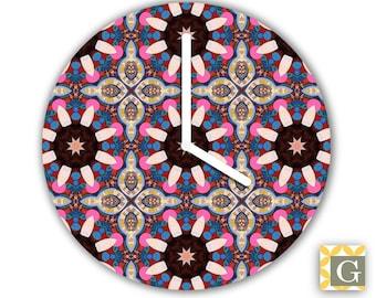 Wall Clock by GABBYClocks - Whimsical No. 7